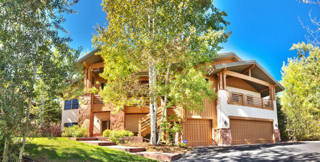 3768 Sunridge Drive, Park City, UT 84098 (MLS #11907239) :: High Country Properties