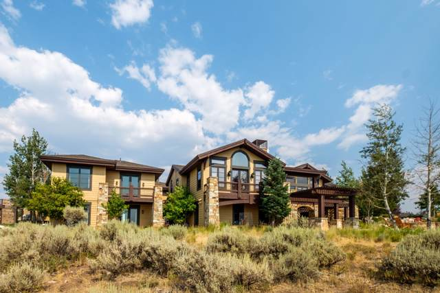 7911 N West Hills Trail, Park City, UT 84098 (#11907249) :: Red Sign Team