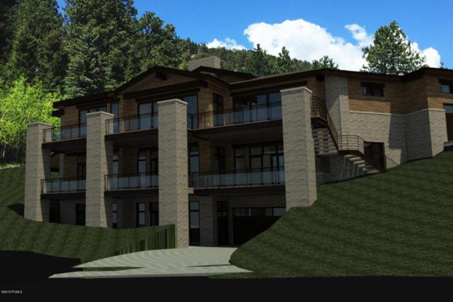 6400 Silver Lake Drive, Park City, UT 84060 (MLS #11907253) :: High Country Properties