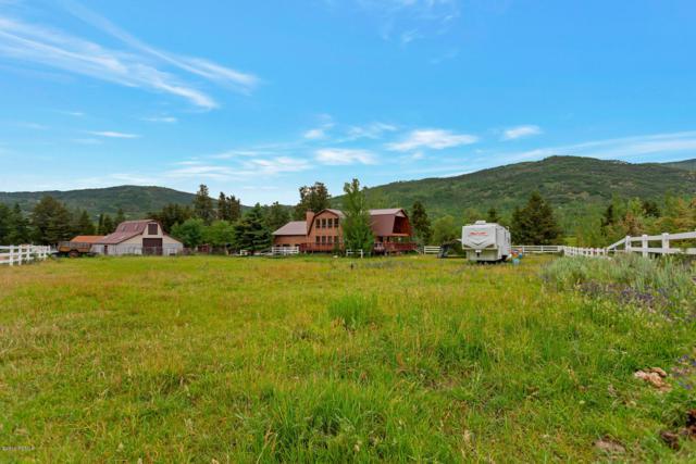 6483 E Weber Canyon Road, Oakley, UT 84055 (MLS #11907255) :: High Country Properties