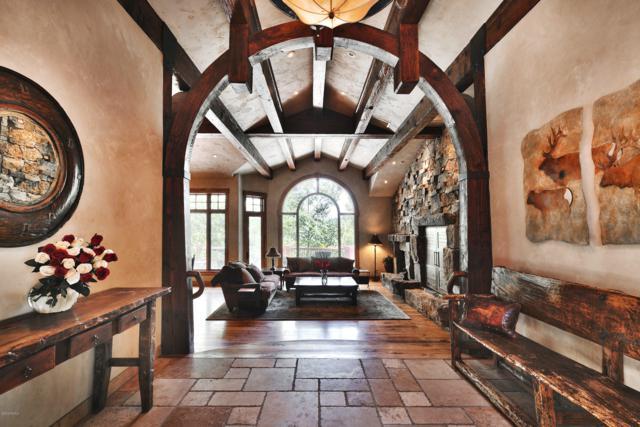 8340 N Promontory Ranch Road, Park City, UT 84098 (MLS #11907258) :: High Country Properties