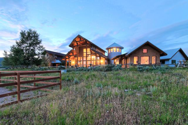 8845 Silver Creek Road, Park City, UT 84098 (MLS #11907259) :: High Country Properties