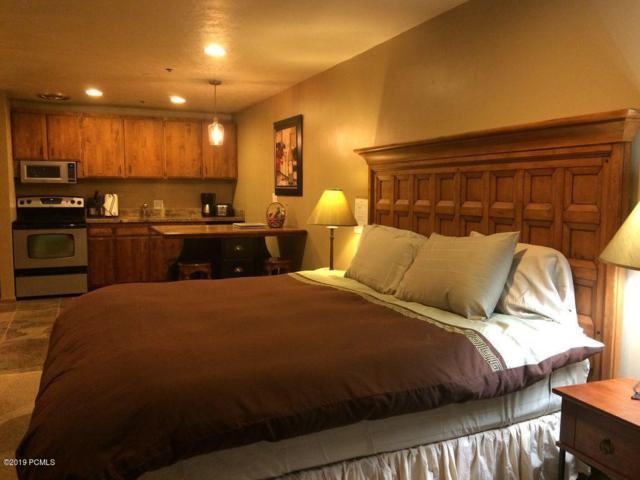 255 Main Street A16, Park City, UT 84060 (MLS #11907263) :: High Country Properties