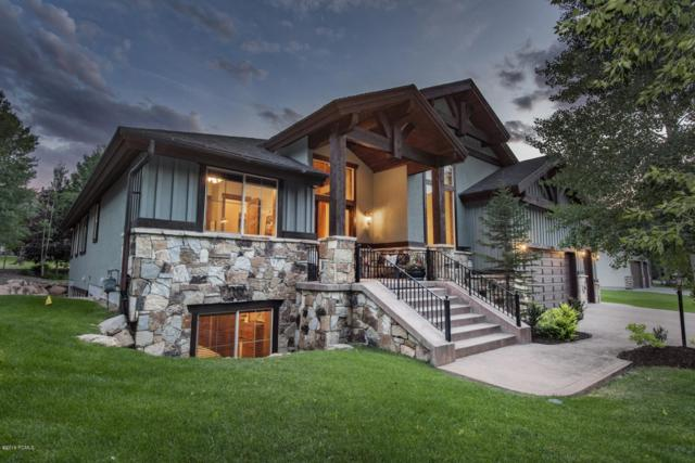 3125 Creek Road, Park City, UT 84098 (MLS #11907268) :: High Country Properties