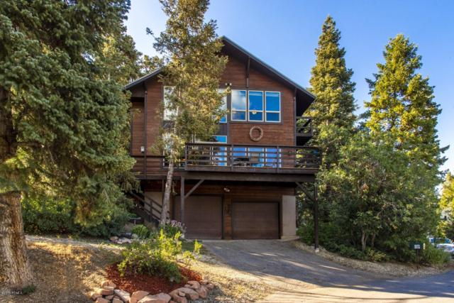 105 Parkview Place, Park City, UT 84098 (MLS #11907283) :: High Country Properties