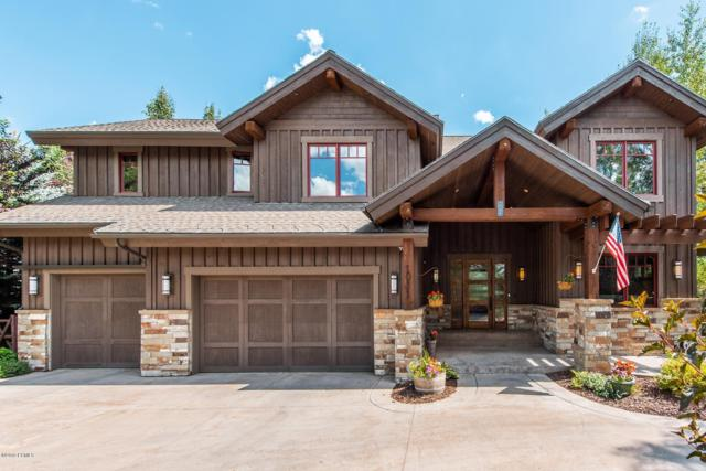 1031 Cutter Lane, Park City, UT 84098 (MLS #11907288) :: High Country Properties