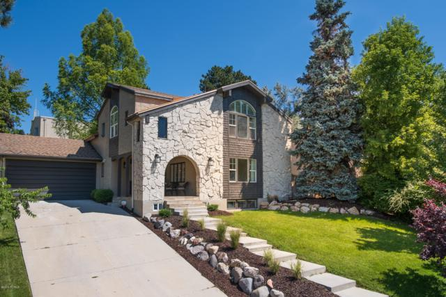 1301 E Federal Heights Drive, Salt Lake City, UT 84103 (MLS #11907291) :: High Country Properties