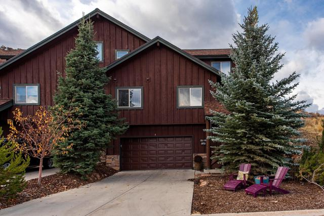 5256 Cove Canyon Drive B, Park City, UT 84098 (#11907298) :: Red Sign Team