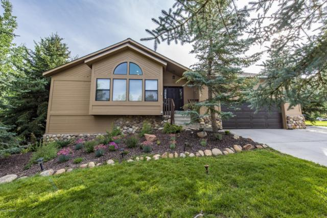 3585 Lariat Road, Park City, UT 84098 (MLS #11907325) :: High Country Properties