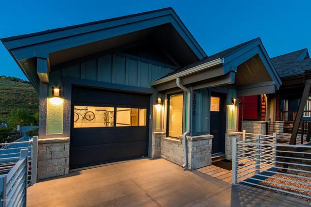 1070 Norfolk Avenue, Park City, UT 84060 (MLS #11907330) :: High Country Properties
