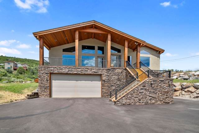 8815 Gorgoza Drive, Park City, UT 84098 (MLS #11907342) :: High Country Properties