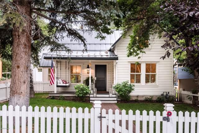 1127 Woodside Avenue, Park City, UT 84060 (MLS #11907343) :: High Country Properties