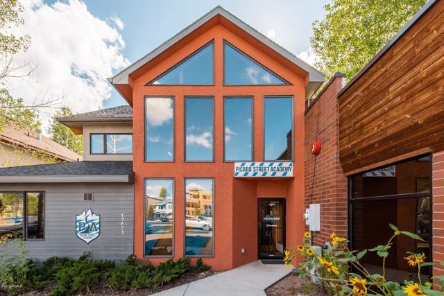 1762 Prospector Avenue, Park City, UT 84060 (MLS #11907355) :: High Country Properties