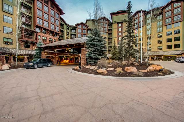 3855 Grand Summit Drive 531 Q4, Park City, UT 84098 (MLS #11907369) :: High Country Properties