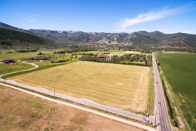 517 W Old Ranch Road, Park City, UT 84098 (MLS #11907375) :: Lookout Real Estate Group