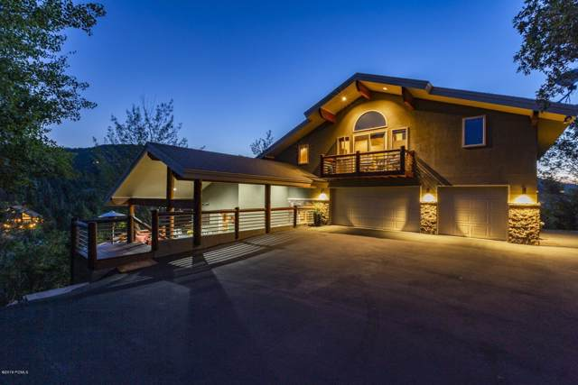 7425 Tall Oaks Drive, Park City, UT 84098 (MLS #11907397) :: High Country Properties