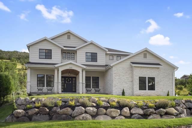 340 E Saddle Drive, Midway, UT 84049 (MLS #11907414) :: Lawson Real Estate Team - Engel & Völkers