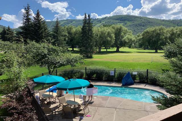 1585 Empire Avenue #206, Park City, UT 84060 (MLS #11907423) :: High Country Properties