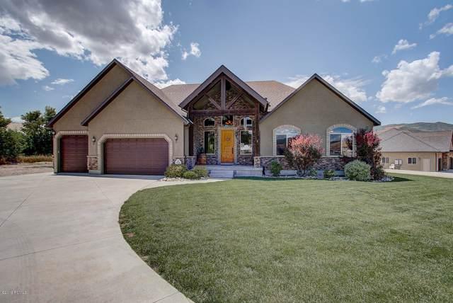 974 S Hoytsville Road, Coalville, UT 84017 (MLS #11907434) :: Lookout Real Estate Group