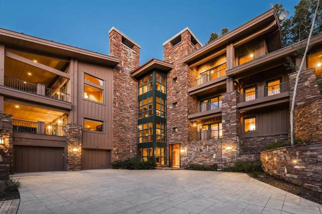 7936 Bald Eagle Drive, Park City, UT 84060 (MLS #11907453) :: High Country Properties