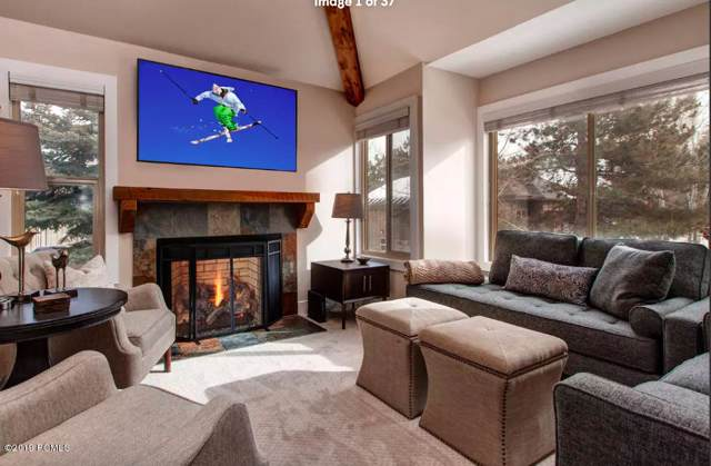 2100 Canyons Resort Drive 3C, Park City, UT 84098 (MLS #11907455) :: High Country Properties