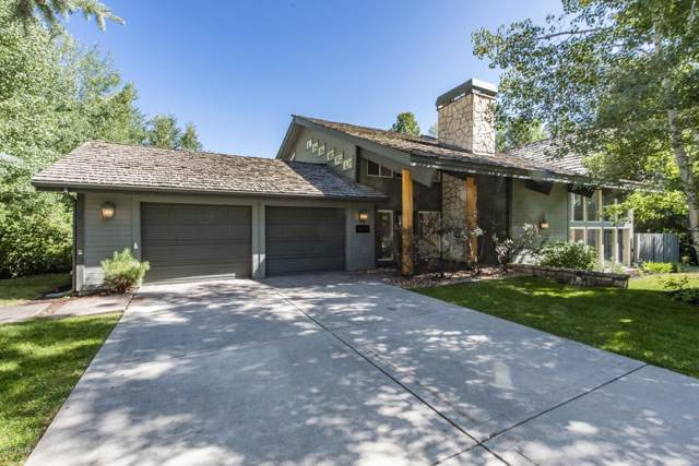 2678 Creek Drive, Park City, UT 84060 (MLS #11907464) :: High Country Properties