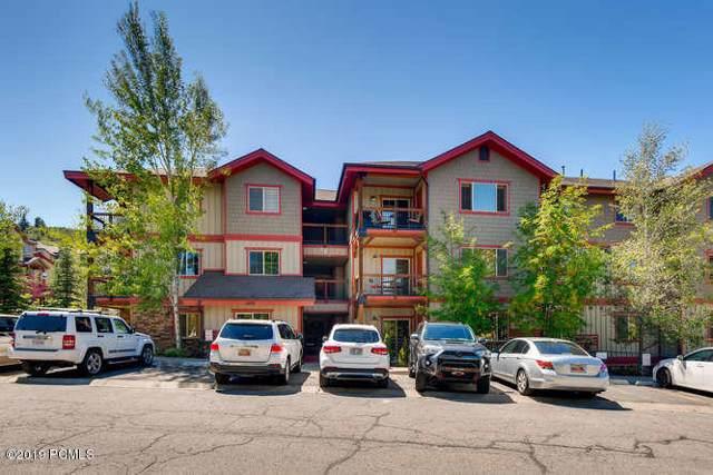 5501 Lillehammer Lane #4212, Park City, UT 84098 (MLS #11907468) :: High Country Properties