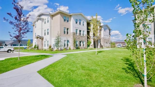 1039 S 500 East H101, Heber City, UT 84032 (MLS #11907470) :: High Country Properties