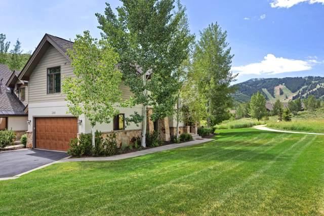 2461 Deer Lake Drive, Park City, UT 84060 (MLS #11907472) :: High Country Properties