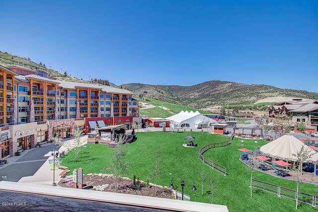 3720 N Sundial Court C303, Park City, UT 84098 (MLS #11907476) :: High Country Properties