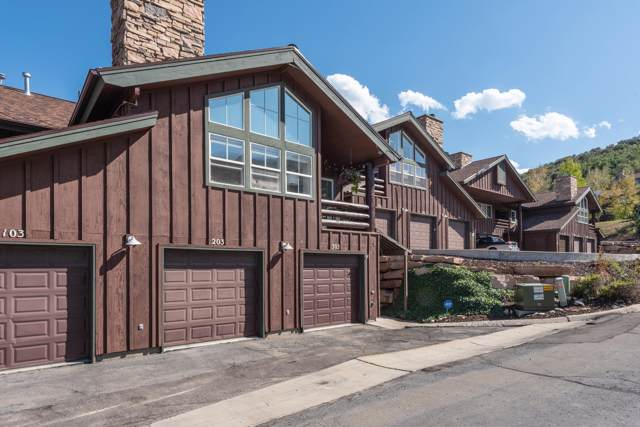 5135 Cove Canyon Drive #303, Park City, UT 84098 (MLS #11907479) :: High Country Properties