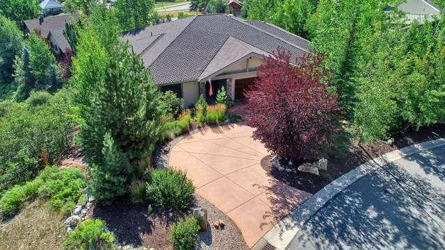1970 Kidd Circle, Park City, UT 84098 (MLS #11907537) :: High Country Properties