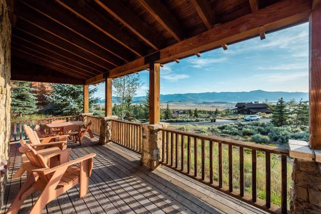 8001 Western Sky, Park City, UT 84098 (MLS #11907538) :: High Country Properties