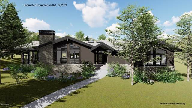 79 Thaynes Canyon Drive, Park City, UT 84060 (MLS #11907544) :: High Country Properties