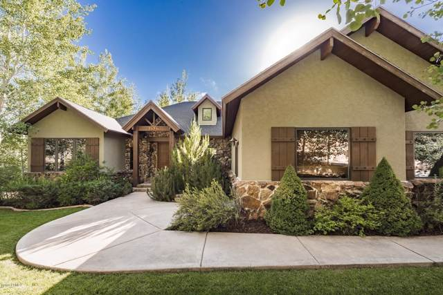 3527 Daybreaker Drive, Park City, UT 84098 (MLS #11907564) :: Lookout Real Estate Group