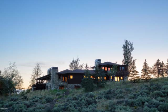 7526 N Ranch Club Trail, Park City, UT 84098 (MLS #11907574) :: High Country Properties