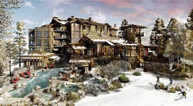 8680 Empire Club Drive #10, Park City, UT 84060 (MLS #11907634) :: High Country Properties