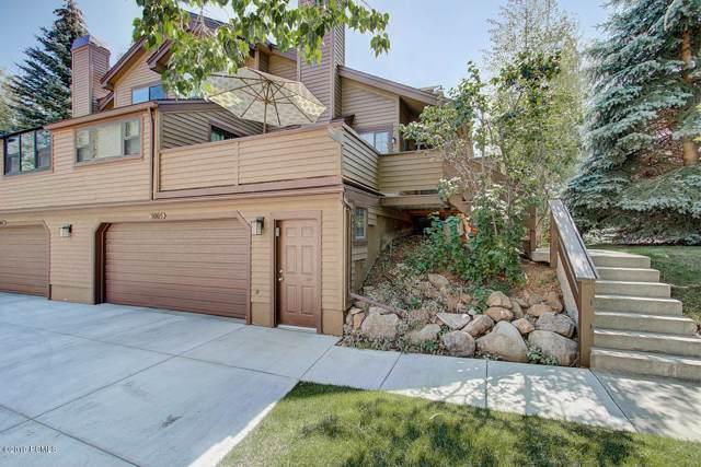 3065 Elk Run Drive, Park City, UT 84098 (MLS #11907640) :: High Country Properties