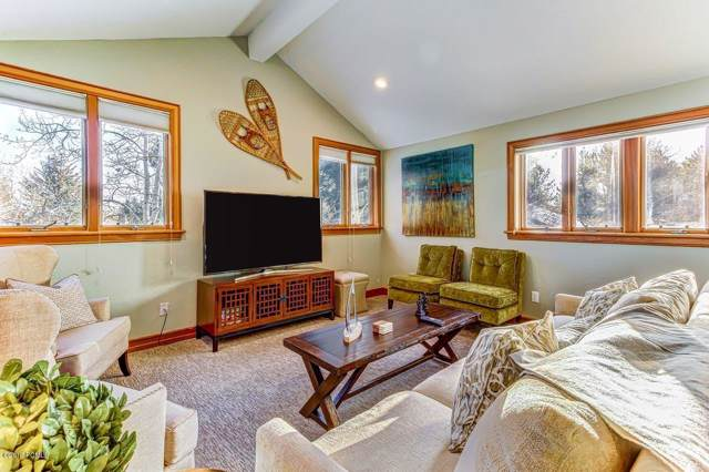 1920 Canyons Resort Drive 26C, Park City, UT 84060 (MLS #11907667) :: High Country Properties