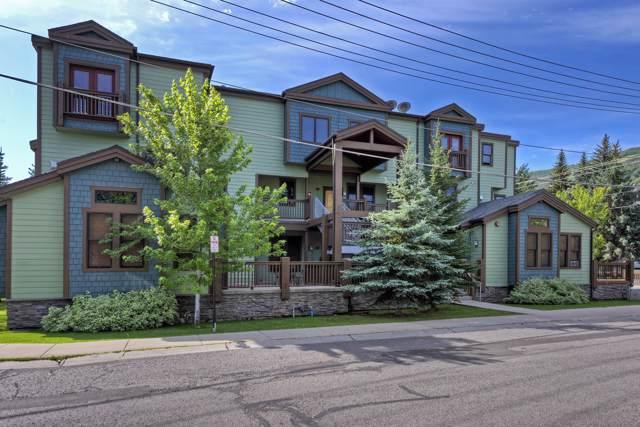 1499 Park Avenue #10, Park City, UT 84060 (MLS #11907680) :: Lookout Real Estate Group