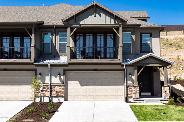 1107 W Wasatch Springs Road M3, Heber City, UT 84032 (#11907711) :: Red Sign Team