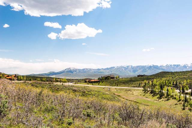 9319 Golden Spike Court, Park City, UT 84098 (MLS #11907752) :: High Country Properties