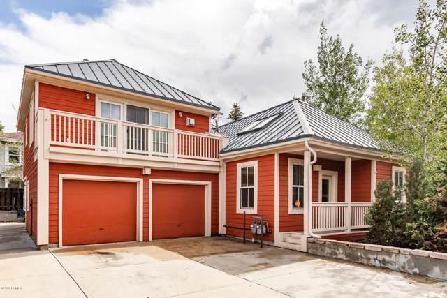 1488 Park Avenue, Park City, UT 84060 (MLS #11907796) :: Lookout Real Estate Group