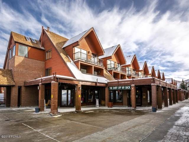 1415 Lowell Avenue B318, Park City, UT 84060 (MLS #11907831) :: High Country Properties