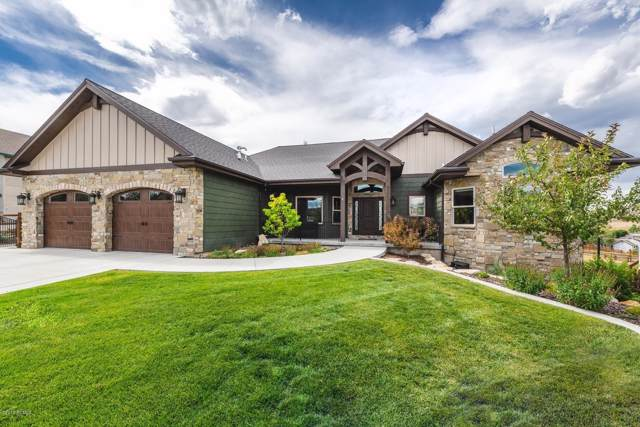 6191 Parkridge Drive, Park City, UT 84098 (MLS #11907856) :: Lookout Real Estate Group