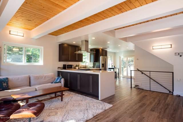 115 Aspen Drive, Park City, UT 84098 (MLS #11907888) :: High Country Properties