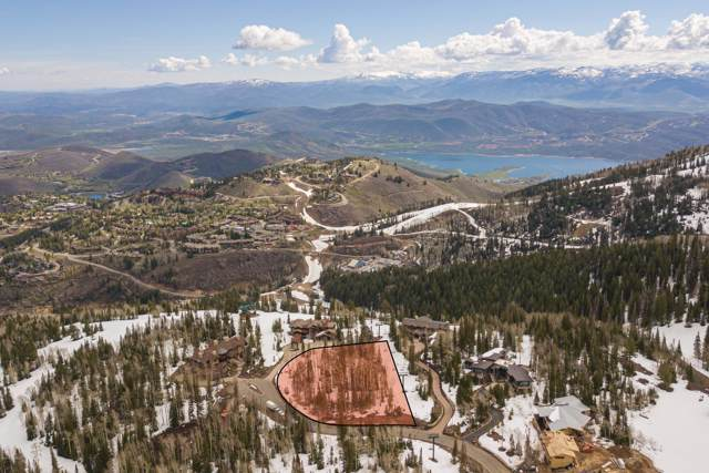 67 Red Cloud Trail, Park City, UT 84060 (MLS #11907899) :: The Lange Group