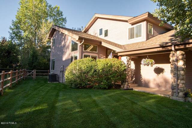 1603 Southshore Drive, Park City, UT 84098 (MLS #11907906) :: Lookout Real Estate Group