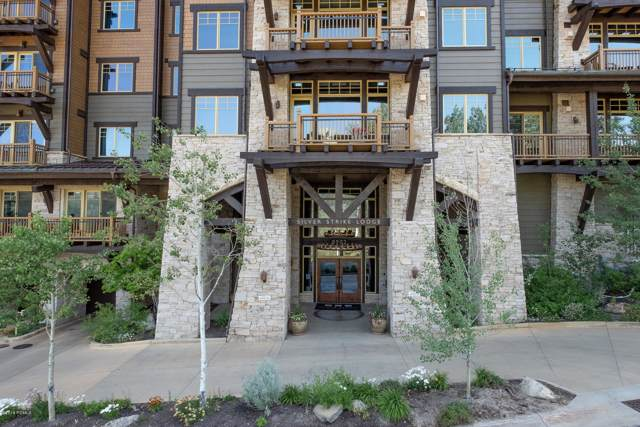8902 Empire Club Drive #704, Park City, UT 84060 (MLS #11907928) :: High Country Properties