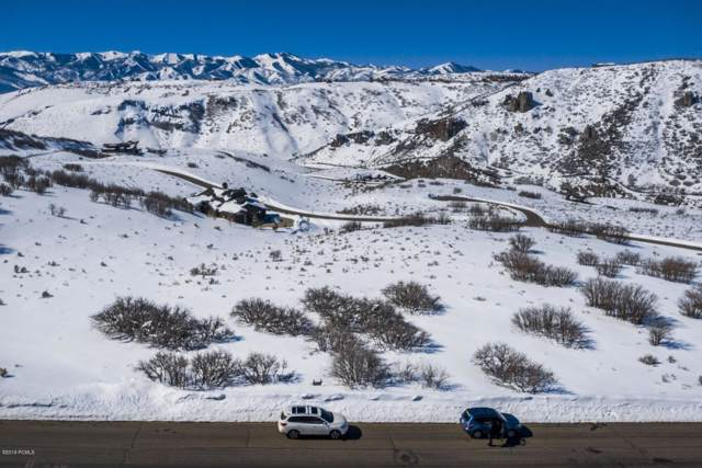 1974 Canyon Gate Road, Park City, UT 84098 (MLS #11907990) :: High Country Properties